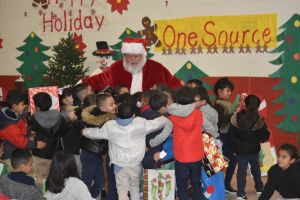 Beall Elementary School Secret Santa