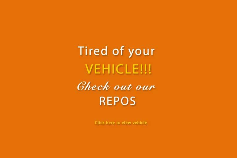 REPO Vehicles