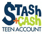 Stash & Cash Teen Account