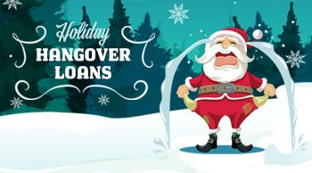 Holiday Hangover Loans