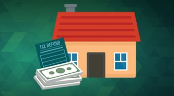 Use Your Tax Refund Down Payment for a New Home